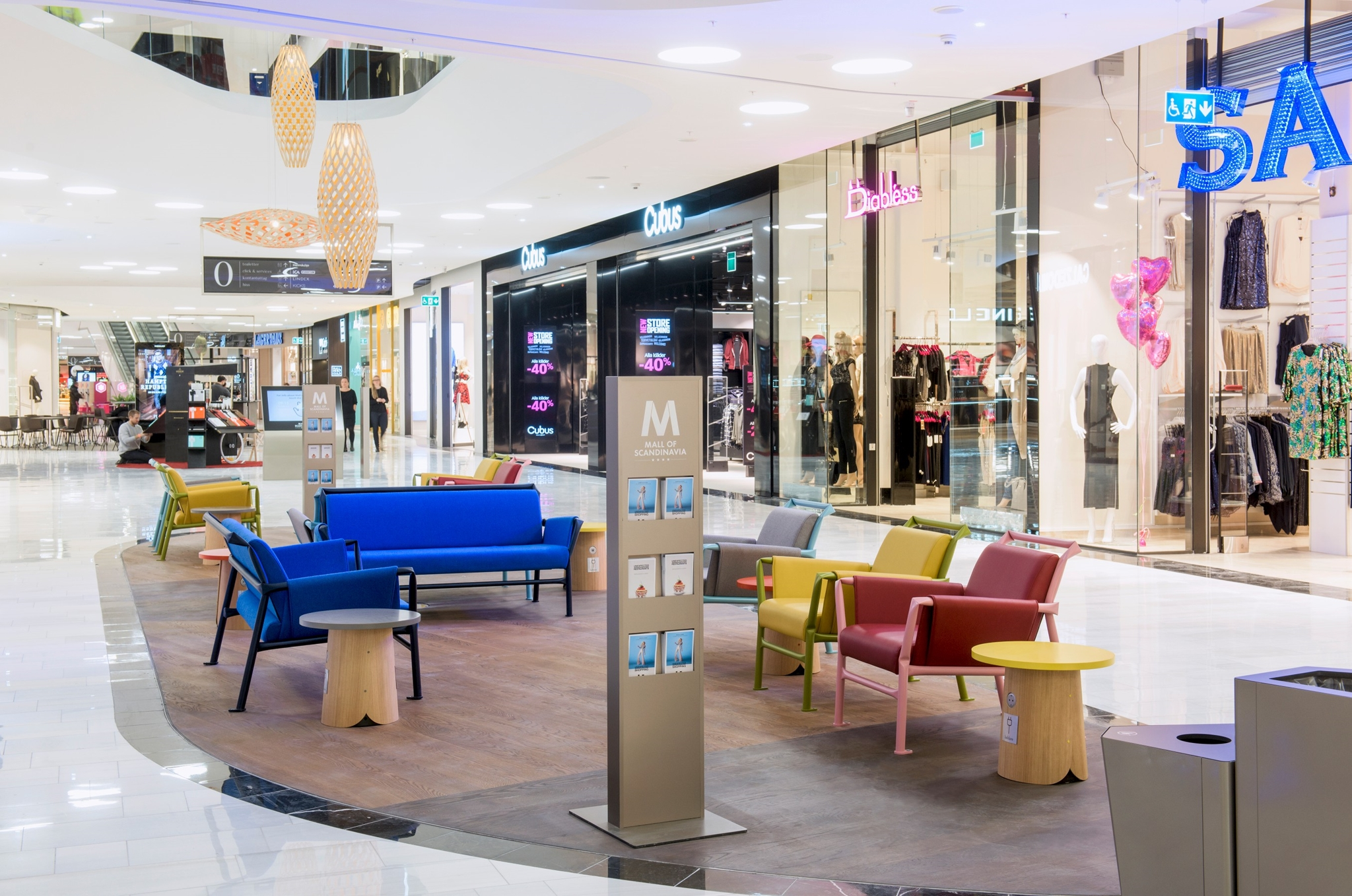 morris mall of scandinavia