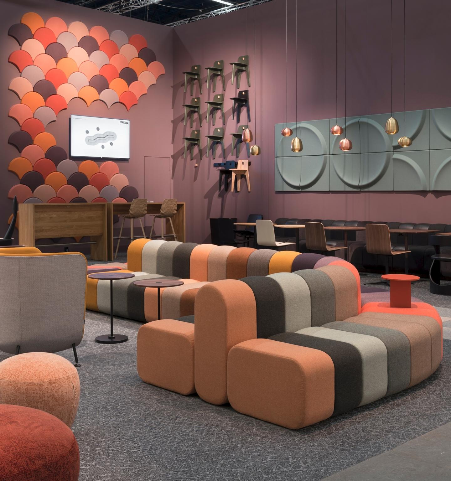 Stockholm Furniture Fair 2018 Bla Station