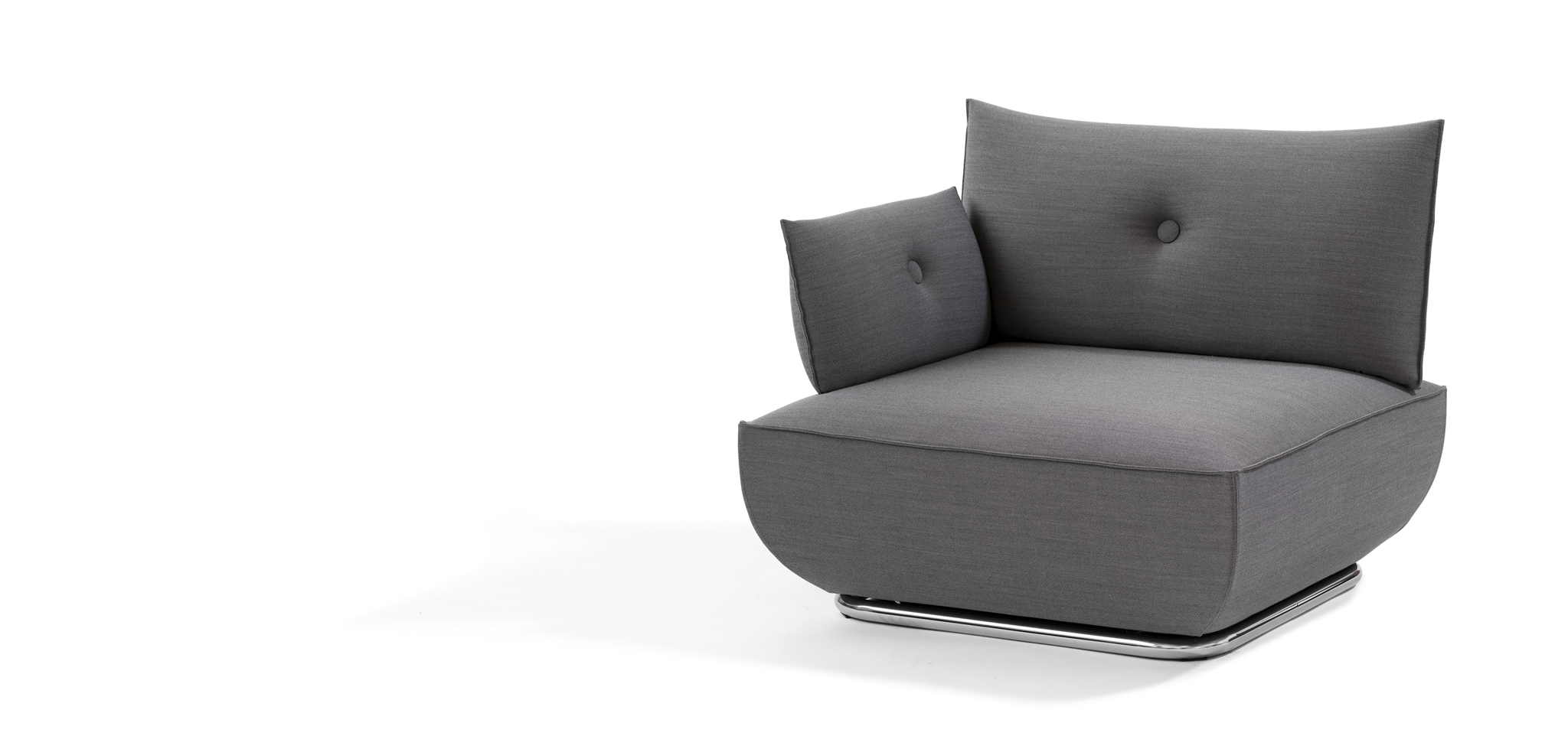 ... Sofa That Adapts Easily And Elegantly To The Setting In Which It Is  Used. Dunder Modular Seating Consists Of Five Different Sections U2013 Middle,  Corner, ...