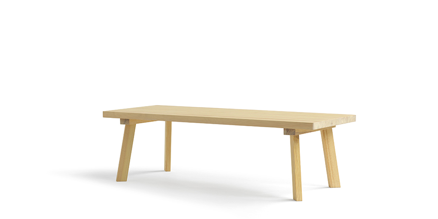 Pinzo Table | L210